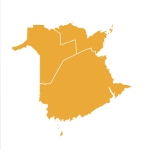 Districts scolaires du N.-B.